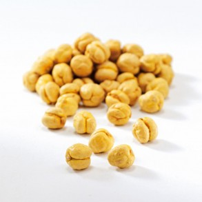 Yellow Chickpeas